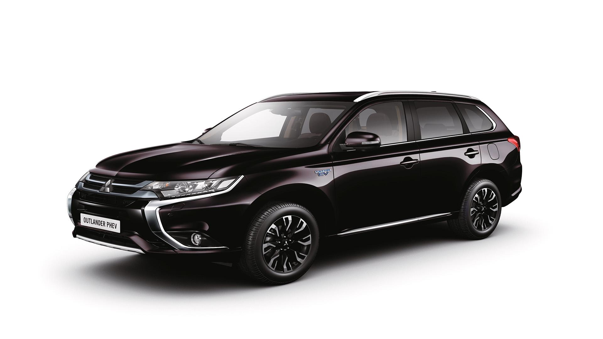 Mitsubishi Front 34 ruby black