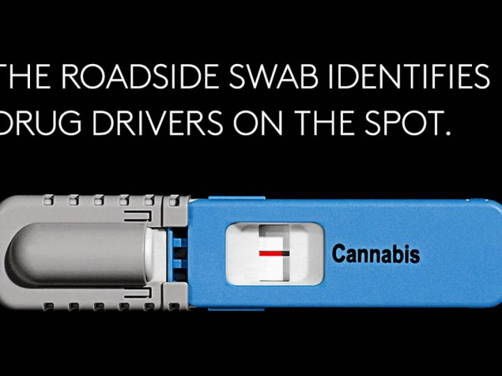 New advertising campaign launches Drug Drive test.